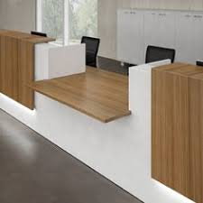 reception desk furniture love the shorter transaction counter but i dont like bridge reception counter office line