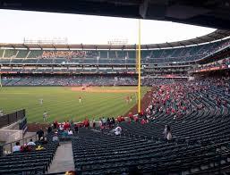 Angel Stadium Of Anaheim Section 201 Seat Views Seatgeek