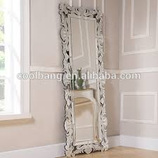 full length wall mirrors. Beautiful And Clear Narrow Full Length With Antique Etched Wall Mirror - Buy Mirror,Etched Mirror,Narrow Product Mirrors