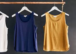 thought ethical organic cotton bamboo tops