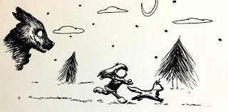 Hilda And The Black Hound | Hilda! Amino