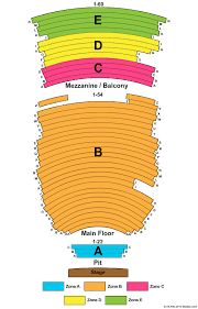 Morrison Center For The Performing Arts Tickets Morrison