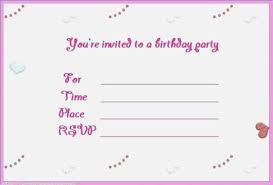 Birthday Invitations Online Free Printables Magdalene