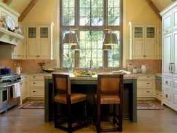 No Window Over Kitchen Sink Small Kitchen Window Treatments Hgtv Pictures Ideas Hgtv