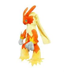 Pokemon 12 Pulgadas Blaziken Lucha Fire Peluche Doll Ebay