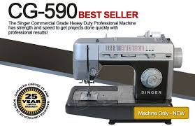 Singer Commercial Grade Sewing Machine