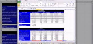 Excel Financial Statement How To Create Common Sized Financial Statements In Microsoft