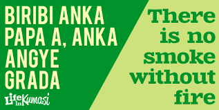 Wise Sayings: English And Akan Twi Proverbs Matched At Last!