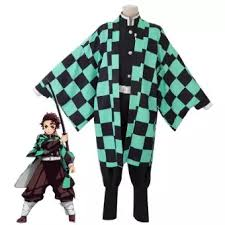 kimetsu no yaiba <b>cosplay costume Anime Costume Demon</b> Slayer ...