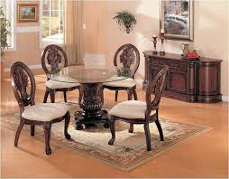 round glass kitchen table sets atechme