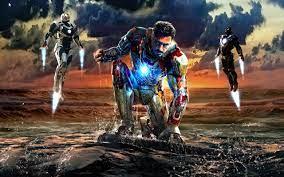 Iron Man Iphone Xs Max - 3d Parallax ...