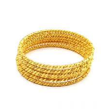 Gold Bangles Design With Price In Pakistan Waks Pk New Ball Design Bangles Set Of 6 For Women 0249