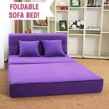 pauline foldable sofa bed mattress save