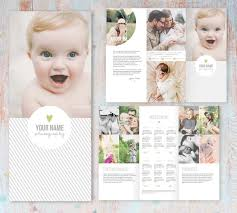 baby pamphlets 16 photography brochure examples editable psd ai vector eps