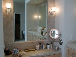 wall mounted lighted makeup mirror oil