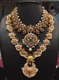 pea long chain by bhavani jewellers