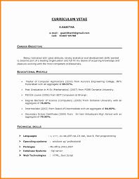 Mba Resume Format For Freshers In Finance New Marketing Resume