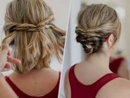 Coiffure Simple Pour Mariage Cheveux Court