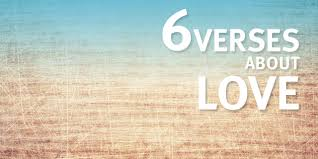 After all, god is love (1 john 4:8). 21 Encouraging Bible Verses About Love