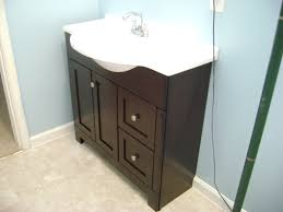 installing bathroom vanity. confortable bathroom baseboard trim with additional how to finish a basement vanity plumbing installing