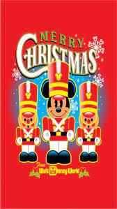 Nutcracker Mickey Mouse Christmas Phone ...