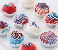 holiday cake balls. Contemporary Balls Fourth Of July Cake Balls Throughout Holiday Cake Balls O