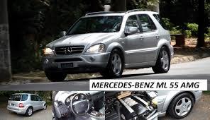 Garagem do Bellote TV: aceleramos uma das raras Mercedes-Benz ML ...