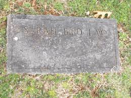 Sarah Dianna Bird Law (1868-1945) - Find A Grave Memorial