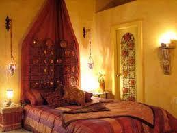 Modern Interior Trends, Decorative Fabrics Yellow Orange Red Bedroom Colors  Moroccan Decorations