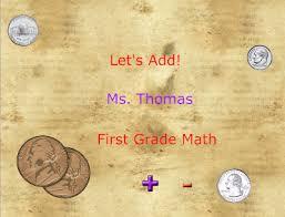 Flip Chart Ms Thomass Third Grade Class