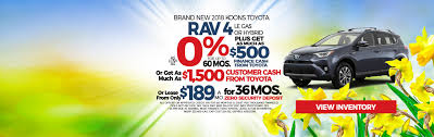 Koons Westminster Toyota | New 2018 Toyota Cars in Westminster ...