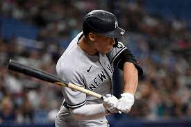 Aaron Judge scratched from Yankees ...
