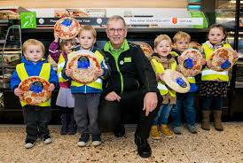 Asda let Tranent youngsters get pizza the fun | East Lothian Courier