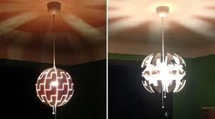lampe papier ikea unique ceiling light pendant lights lamp shades ikea part 13 chandelier photographie