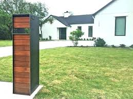 unique mailboxes for residential. Modern Custom Mailbox Post Plans For Sale Mailboxes Residential Unique R