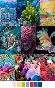 S/S 2017 colors & patterns trends: WILD OCEAN