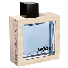 <b>Dsquared2 He</b> Wood <b>Ocean</b> Wet Wood Edt (50ml) - FREE Delivery