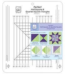 June Tailor 10x12 Perfect Half Square Quarter Square