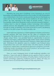 essay midwifery essay