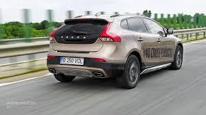V40 Cross Country R Design Volvo V40 Cross Country Review Autoevolution