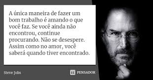 A única Maneira De Fazer Um Bom Steve Jobs Best Steves Jobs Qur Hd