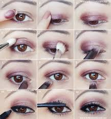 2 in 1 eye makeup tutorial metallic eyes v kohl eyeliner