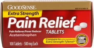 toothache over the counter pain relief