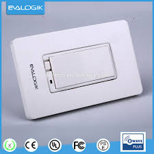 How To Reset Z Wave Light Switch Hot Item Smart Z Wave Wall Mounted Wireless Light Switch With Dimmer Function