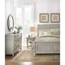 ... Modern White Full Size Storage Bed Unique Cottage Beds U0026 Headboards Bedroom  Furniture The Home Depot ...