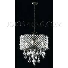 bronze crystal chandelier antique black 4 light round crystal chandelier bronze and earrings c 1 2