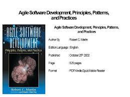 Agile Software Development Principles Patterns And Practices Download Agile Software Development Principles Patterns And Practices