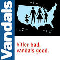 Hitler Bad, Vandals Good [LP]
