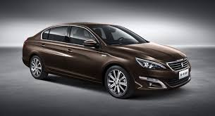 2016 Peugeot 206 sedan – pictures, information and specs - Auto ...