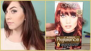 Dark Auburn Hair Color Loreal Best